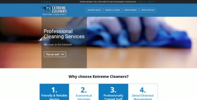 Extreme Cleaners - Professional Cleaning Services
