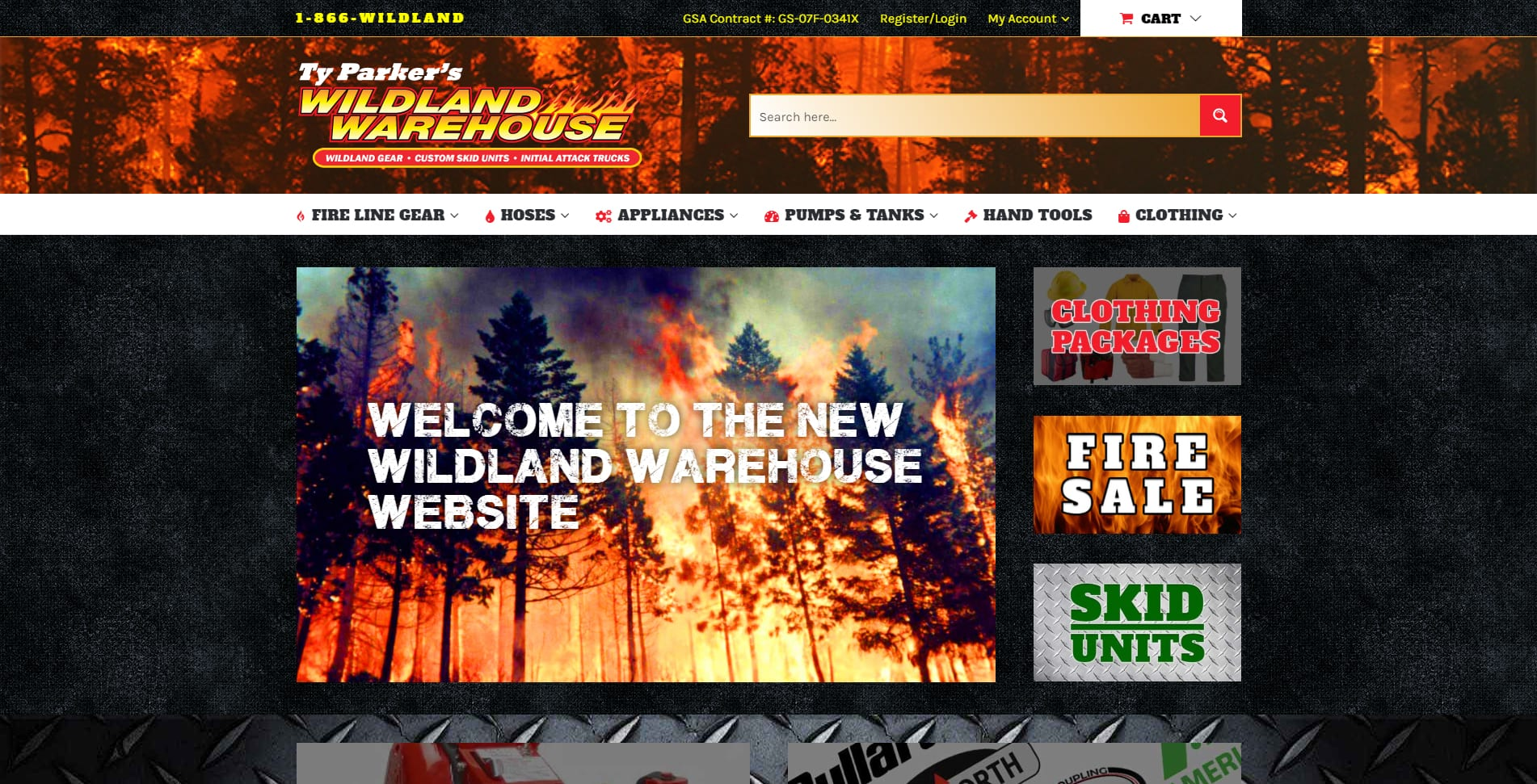 Wildland Warehouse - Blairstown, NJ